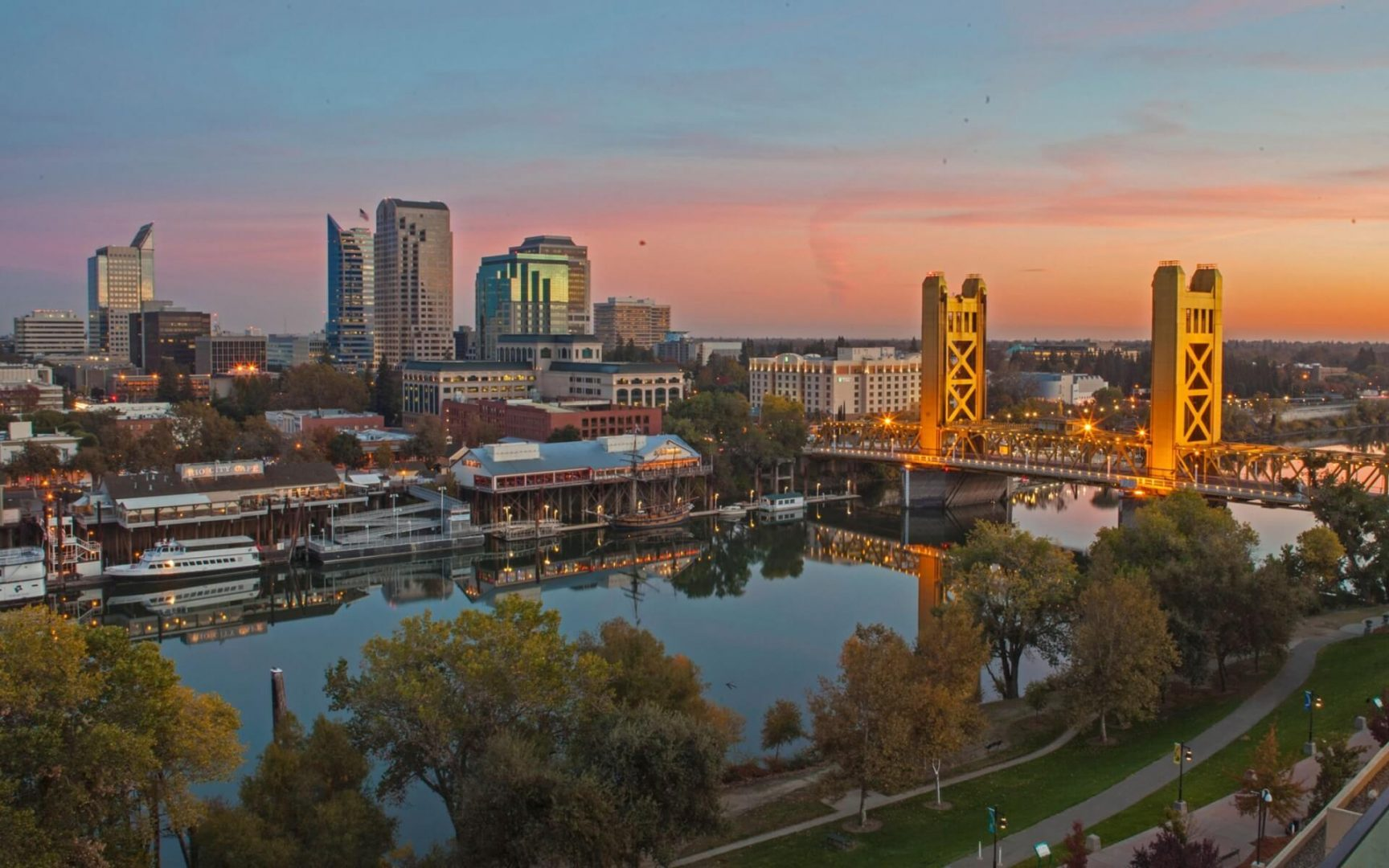 Sacramento | City Header Image